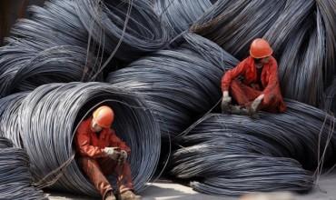 อุตสาหกรรมหนักจีนฉุดเศรษฐกิจโลก