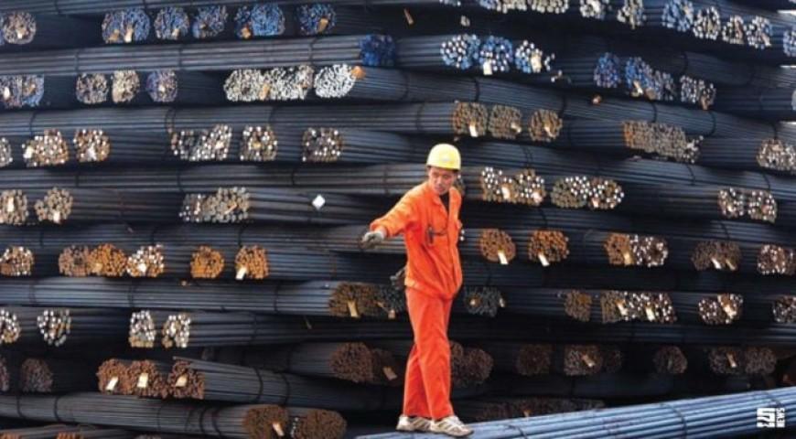 ตลาดเหล็กจีนราคายังร้อนแรง ซื้อขายล่วงหน้าพุ่งทุบสถิติแต่ปริมาณยังล้นตลาด