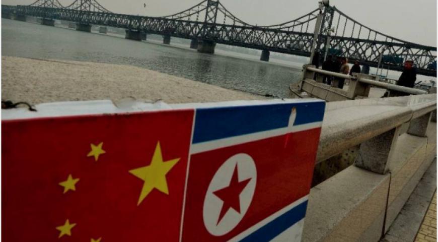 จีนแบนนำเข้าแร่ธาตุ-อาหารทะเลจากเกาหลีเหนือ